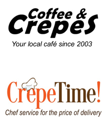 Coffee & Crepes logo