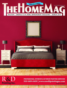 TheHomeMag magazine cover