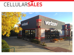 Verizon Cellular Sales Store